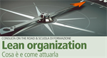 2019 - Lean organization: cosa è e come attuarla